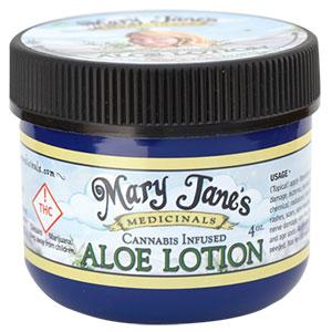 mary janes aloe lotion